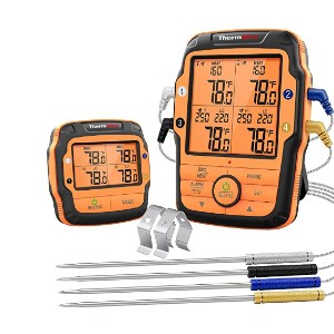 ThermoPro TP27  - Best BBQ Food Thermometer: Up to 500 feet!