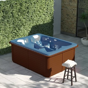 ThermoSpas 3-Person 35-Jet Hot Tub with LED Light and Ozone System - Best Three-Person Hot Tubs: Hot Tub with Unique Insulation System