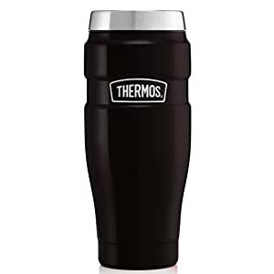 Thermos Stainless King Travel Tumbler - Best Tumbler for Cold Drinks: Works well for hot or cold drinks