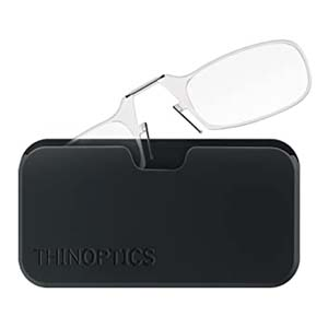 ThinOptics Universal Pod Rectangular Reading Glasses - Best Glasses Cases: Innovative and convenient