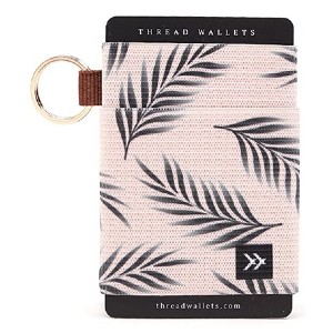 Thread Wallets Front Pocket Credit Card Holder - Best Women's Minimalist Wallet: Lovable and budget-friendly