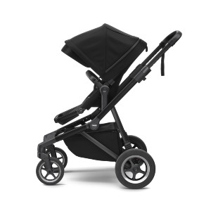 Thule Sleek - Best Stroller for Baby: Can be Expanded, for Siblings or Twins