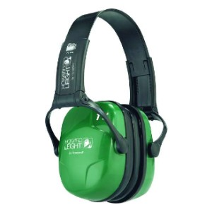 Howard Leight Thunder T1F Folding  - Best Shooting Hearing Protection: Folding Design for Easy Storage