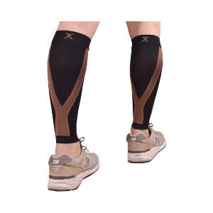 Thx4COPPER Calf Compression Sleeve - Best Leg Compression Sleeves: All-Around Calf Protection