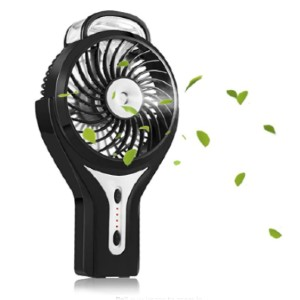 TianNorth Misting Fan Mini USB Handheld - Best Portable Misting Fan: Three Speed and Two Spray Options