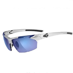 Tifosi Jet Sunglasses - Best Running Sunglasses for Small Faces: Polycarbonate Lenses and Hydrophilic Rubber