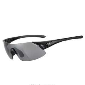 Tifosi Podium Xc Shield Sunglasses - Best Running Sunglasses for Small Faces: Adjustable Nose and Ear Pieces