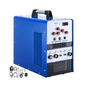 VEVOR Tig/stick Square Wave Inverter  - Best Welding Machines for Aluminum: Protection and Dissipation
