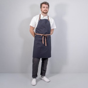 Tilit CONTRA CHEF APRONS - Best Cooking Aprons: Apron with Welted Front Pockets