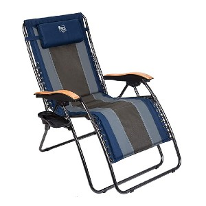 Timber Ridge Zero Gravity Chair  - Best Folding Chair for Back Support: A dream chair