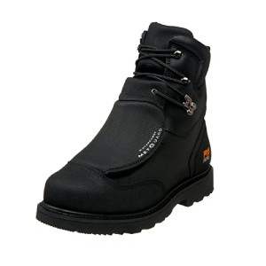 Timberland PRO 53530  - Best Welder Boots: Shaft Measures Approximately Ankle-High from Arch
