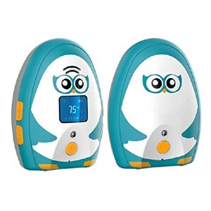 TimeFlys Digital Audio Baby Monitor - Best Audio-Only Baby Monitors: Remarkably cute!