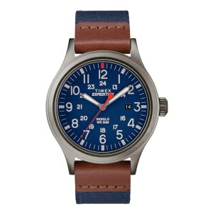 Timex Men's Expedition Scout 40 Watch  - Best Mud Resistant Watches: Remarkable durability