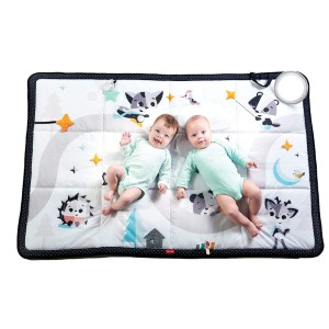 Tiny Love Magical Tales Super Mat - Best Playmat for Tummy Time: Stimulate your baby's tactile