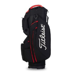 Titleist Cart 15 Bag - Best Golf Bags for Push Carts: Extra Protection for Valuables