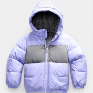 The North Face Toddler Moondoggy Hoodie - Best Winter Coat for Babies: Split Kangaroo Hand Pocket