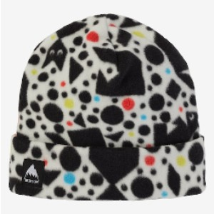 Burton Toddlers' Burton Fleece Beanie - Best Beanies for Babies: Two-Way Stretch Fabrication for Enhanced Mobility
