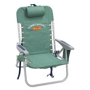 Tommy Bahama Lace Up Backpack Chair  - Best Folding Chair for Sports: It steals the show