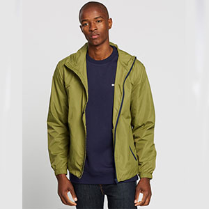 Tommy Jeans Packable Windbreaker - Best Jacket for Wind: Easy fold windbreaker jacket