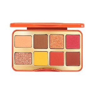 Too Faced Mini Light My Fire Eye Shadow Palette - Best Eyeshadow Palettes for Green Eyes: Sexy, Warm, and Spicy Shades
