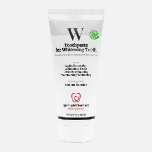 Spotlight Oral Care Toothpaste for Whitening Teeth - Best Teeth Whitening Toothpaste: Prevents Future Cavities and Strengthens Teeth