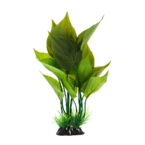 Top Fin Realistic Natural Space  - Best Artificial Plants for Aquariums: Provides Shelter for Shy or Territorial Fish