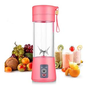 TopAufell Portable Juicer Cup - Best Portable Blender: Make drinks less than a minute
