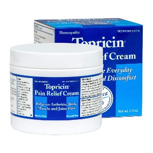 Topricin Pain Relief Cream  - Best Pain Cream for Sciatica: For Entire Family