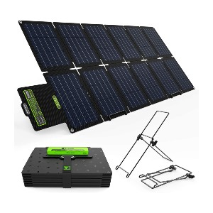 Topsolar SolarFairy  - Best Solar Panels for RV Battery Charging: Foldable and portable