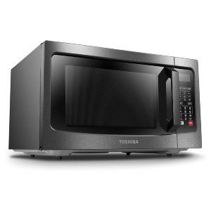 Toshiba EC042A5C-BS Countertop Microwave Oven - Best Microwave Air Fryer Combo: Excellent convection
