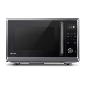 Toshiba ML2-EC10SA(BS) 4-in-1 Microwave Oven  - Best Microwave Air Fryer Combo: Best budget-friendly pick