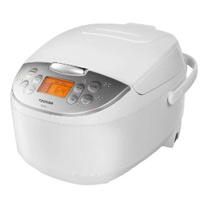 Toshiba TRCS01 - Best Rice Cookers Japan: Japanese-Style Rice Cooker