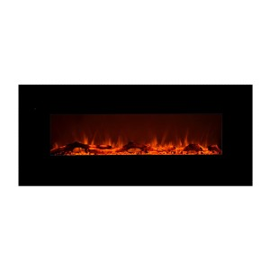 Touchstone 80001 Onyx Electric Fireplace - Best Electric Fireplace Wall Mount: Functions with or without heat