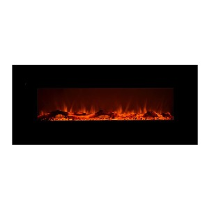 Touchstone 80001 - Onyx Electric Fireplace - Best Electric Fireplace for RV: Simply hang it on the wall
