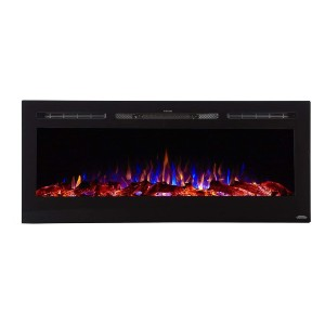 Touchstone 80004 The Sideline Electric Fireplace - Best Electric Fireplace Wall Mount: Setting up is a breeze