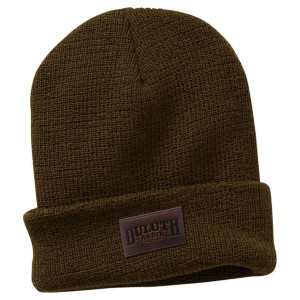 Duluth Trading Tougher Guy Wool Knit Stocking Cap - Best Beanies for Big Heads: Tougher Guy Cap Takes On Wild and Woolly Weather