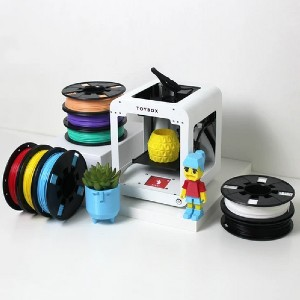 Toybox Deluxe Bundle - Best 3D Printers under $1000: Perfect for kids
