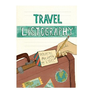 Lisa Nola Travel Listography - Best Notebook for Travel Journal: Like a time capsule