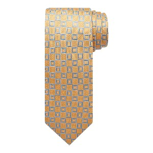 Jos A Bank Traveler Collection Check Tie - Best Ties for Checkered Shirts: Best for on-the-go