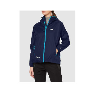 Trespass Women's Qikpac Compact Pack Away - Best Rain Jackets For Europe: Move Freely and Stay Fresh With Its Light in Weight