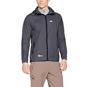 Trespass Qikpac Packaway Jacket - Best Raincoats with a Suit: Casual and breathable