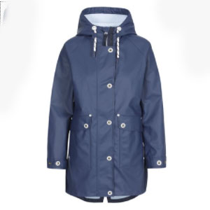 Shoreline Rain Jacket - Best Raincoats for College Students: Adjustable Stud-fastening Cuffs