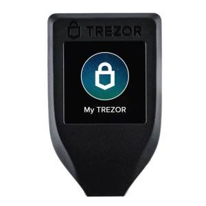 Trezor Model T - Best Hardware Wallet for Cryptocurrency: Supports More Than 1000 Coins