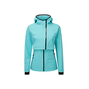 Tribe Sports running morph jacket - Best Raincoats for Petites: High Performance, Extremely Waterproof and Breathable