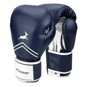Trideer  Pro Grade - Best Boxing Gloves on Amazon: Widened Helps Add More Stability to the Wrist