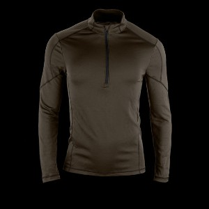 Triple Aught Design ALCHEMY HALF-ZIP - Best Base Layers for Extreme Cold: Versatile Base Layer