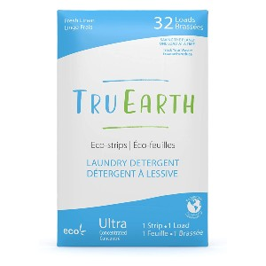 Tru Earth Laundry Detergent Eco-Strips - Best Laundry Detergents Stain Remover: Great for Sensitive Skin