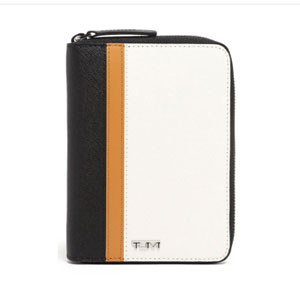 Tumi Belden Leather Zip Around Passport Case - Best Wallet for Women: Wallet for your little things