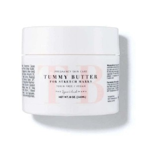 The Spoiled Mama. Tummy Butter for Stretch Marks - Best Stretch Mark Cream: Relieves Itchy, Dry Pregnancy Skin