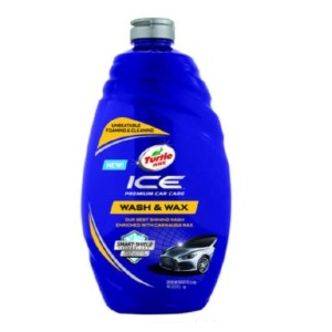 Turtle Wax Store ICE Car Wash - Best Car Wash Soap: Car wash soap with Smart Shield Technology